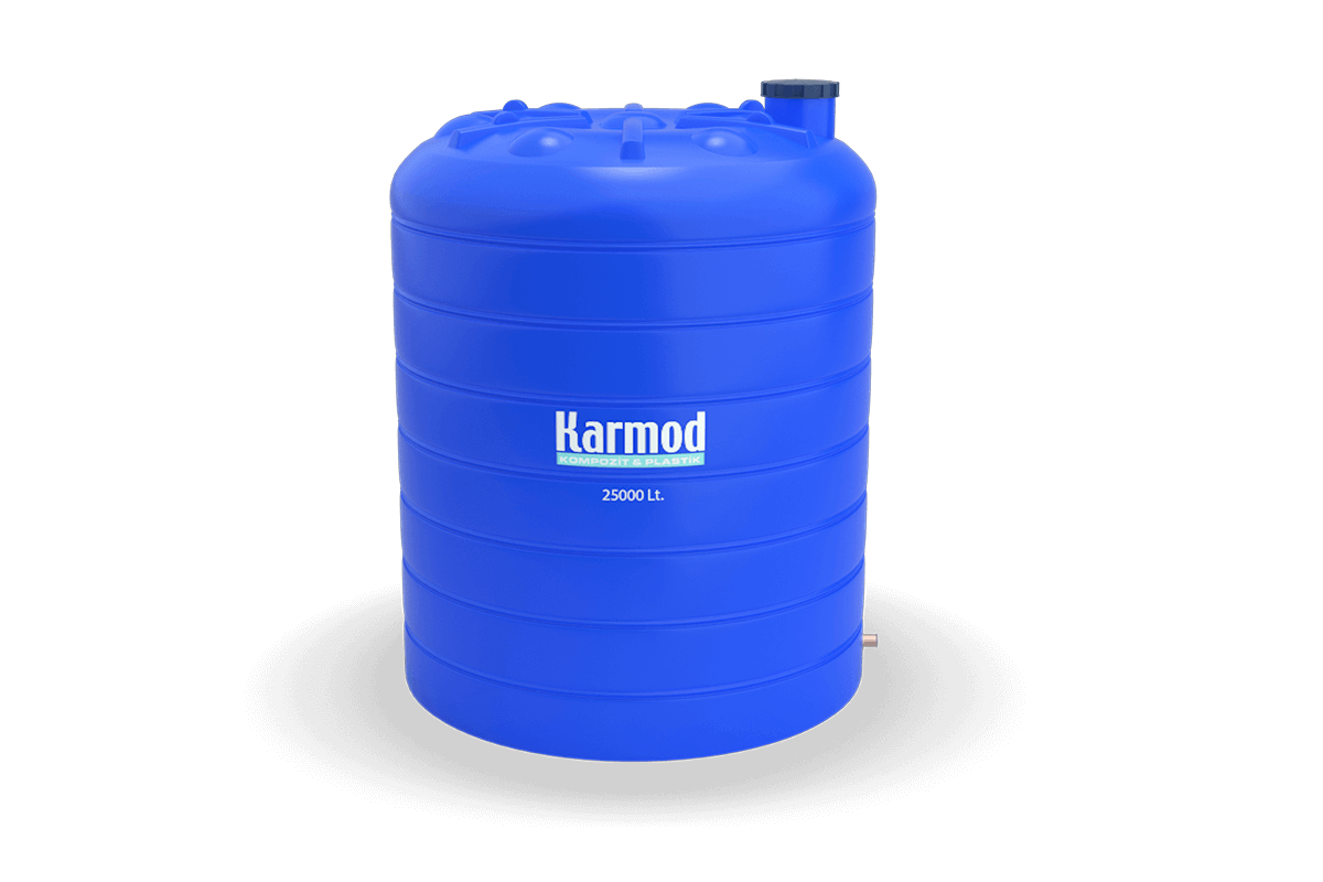 25000 liters vertical tank price