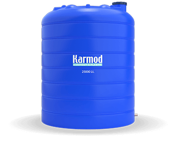 25.000 L Water Tank