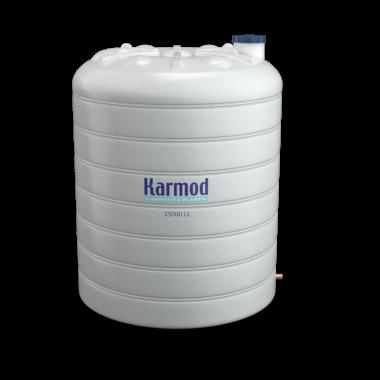 25000 liters water tank price