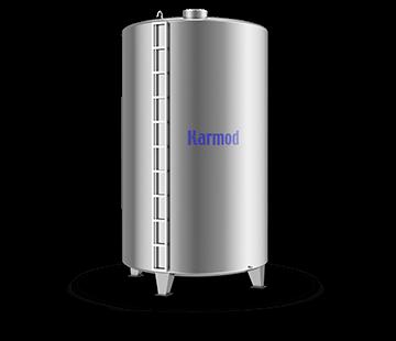 30000 L Stainless Storage Tank