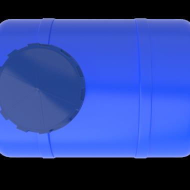 300 liters plastic tank