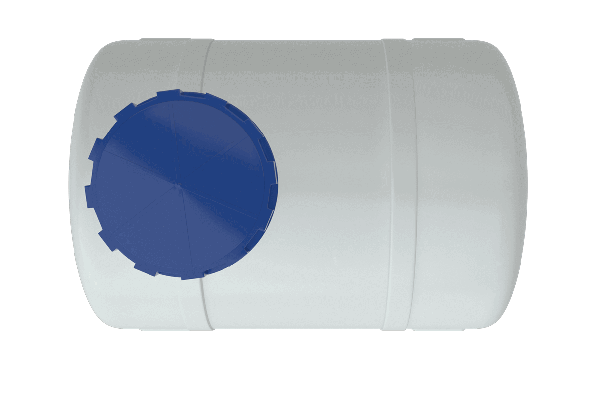 300 liters plastic water tank