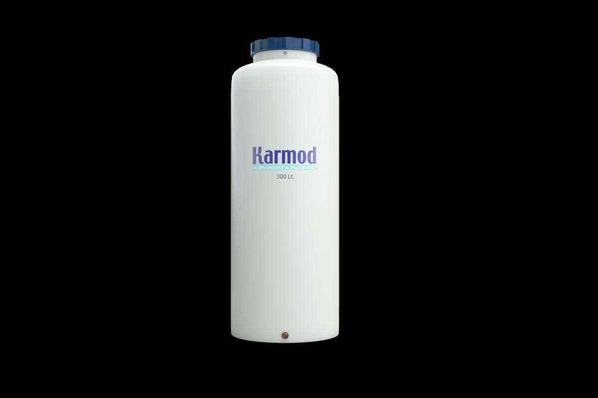 300 liters water tank