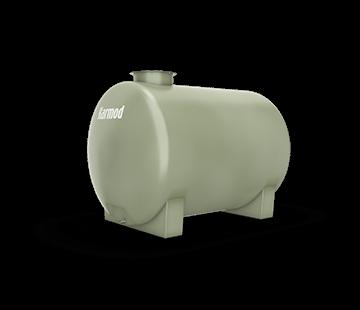 3.000 L Horizontal FRP Tank