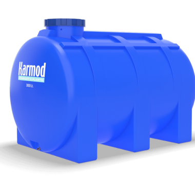 3000 liters horizontal tank