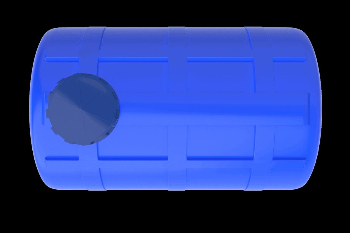 3000 liters plastic tank