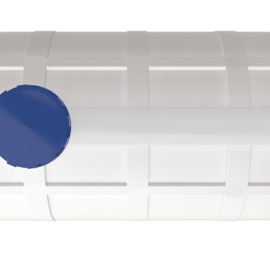 3000 liters plastic water tank