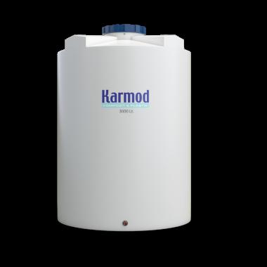 3000 liters water tank