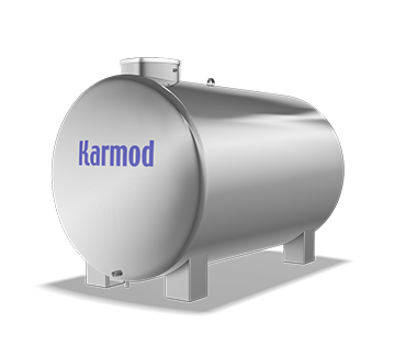 3000 L Stainless Water Tank
