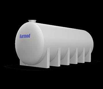 30.000 L Horizontal FRP Tank