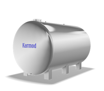 30.000 L Stainless Water Tank