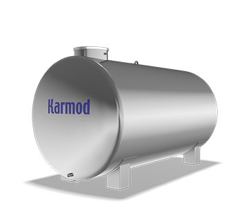 4000 L Stainless Water Tank