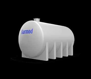 40.000 L Horizontal FRP Tank