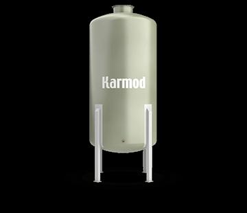 5000 L FRP Storage Tanks