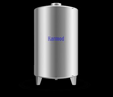 5000 L Stainless Storage Tank