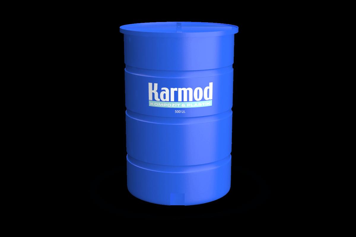 500 liters brine tank price (blue)