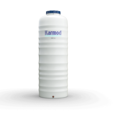 500 liters pipe type water tank