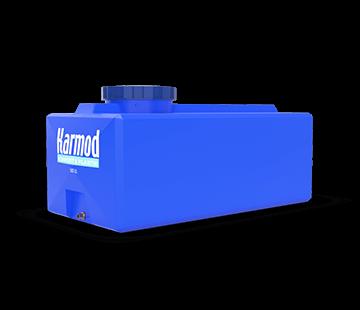 500 L Rectangular Water Tank