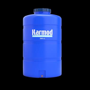 500 liters vertical plastic tank