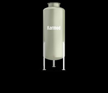 500 L FRP Storage Tanks