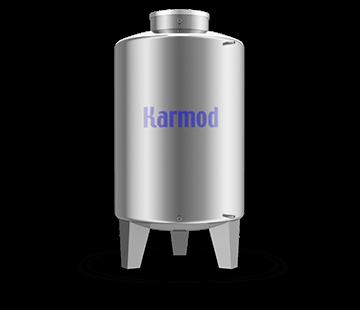 500 L Stainless Storage Tank