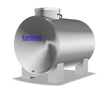 500 L Stainless Water Tank