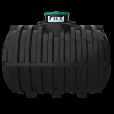 5000 liters footed underground water tanks