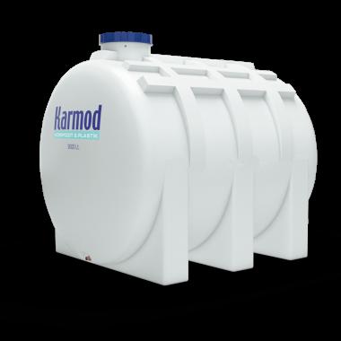 5000 liters horizontal water tank