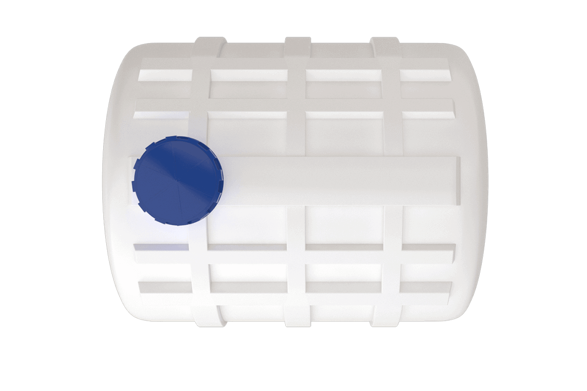 5000 liters plastic water tank