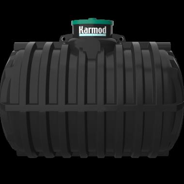 5000 liters underground septic tank