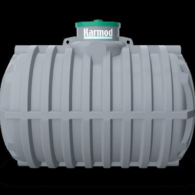 5000 liters underground tank