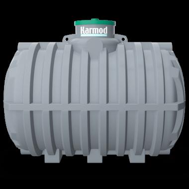 5000 liters underground tanks