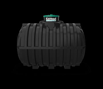 5.000 L Underground Water Tanks