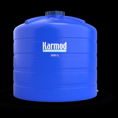 5000 liters vertical plastic tank