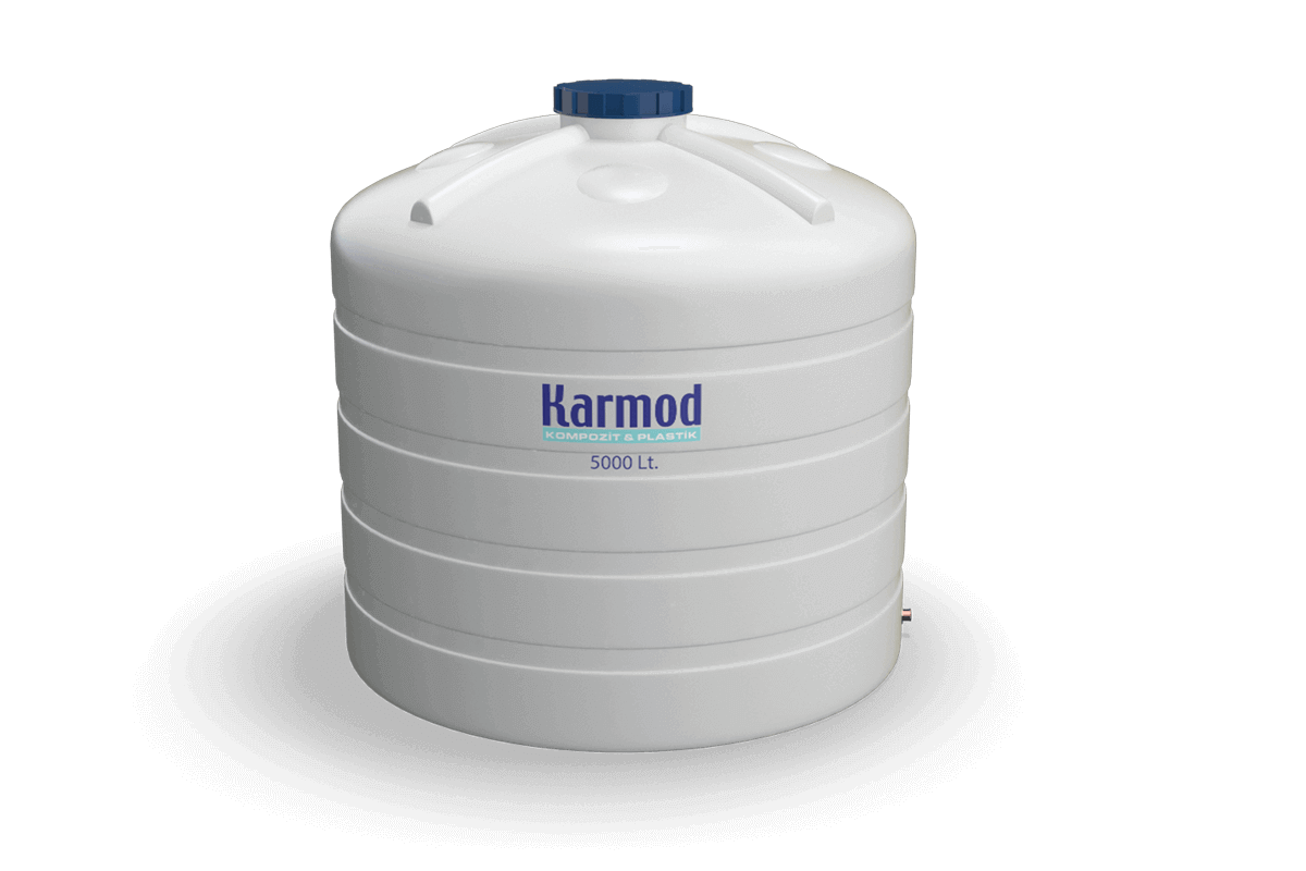 5000 liters water tank price
