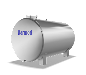 5000 L Stainless Water Tank