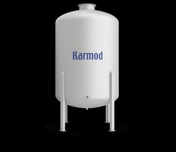 6000 L FRP Storage Tanks