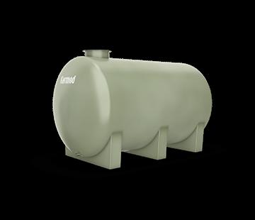 6.000 L Horizontal FRP Tank