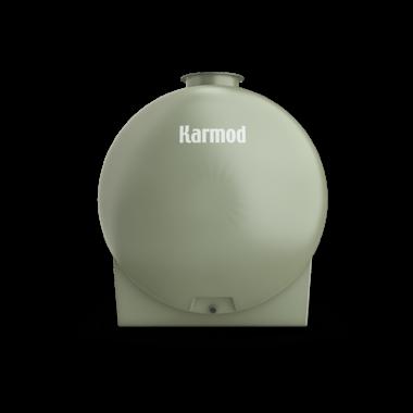 6000 liters horizontal frp tank
