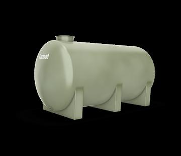 7.000 L Horizontal FRP Tank