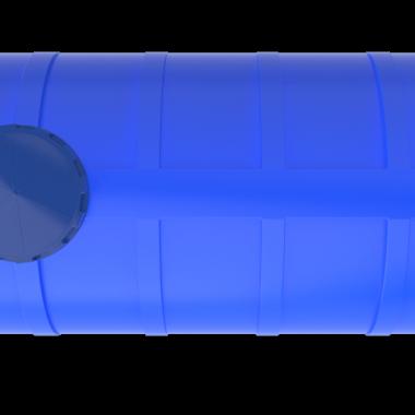 750 liters plastic tank