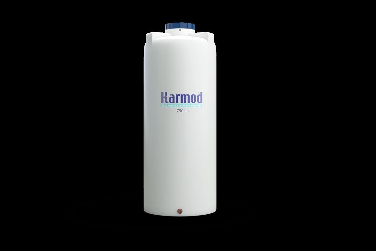 750 liters water tank