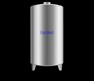 8000 L Stainless Storage Tank