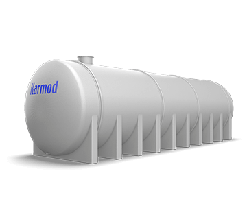 80.000 Litre Water Tank