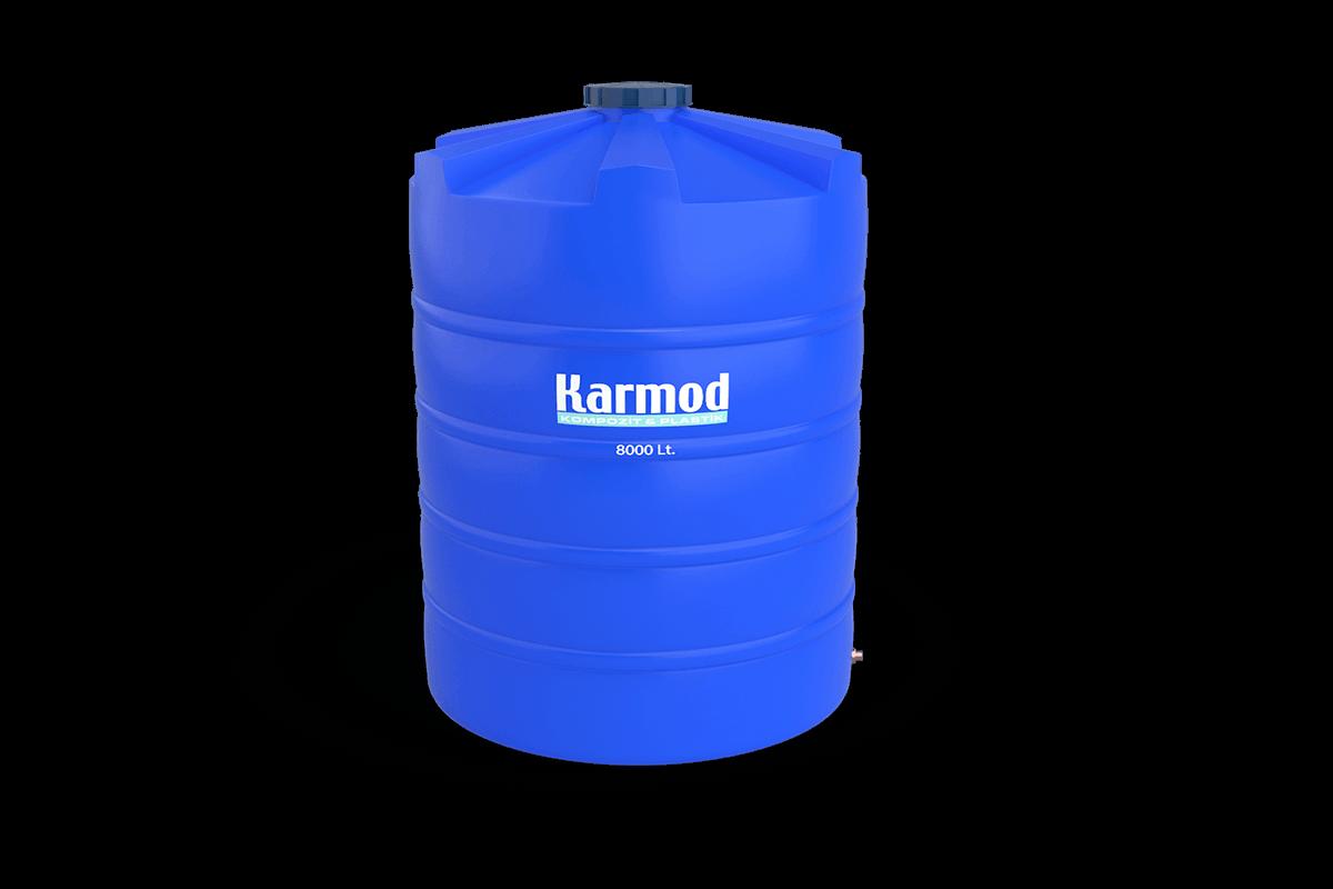 8000 liters vertical tank price