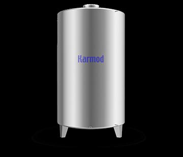 9000 L Stainless Storage Tank