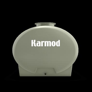Ellipse fiberglass tank 2000 liters