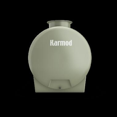 Fiberglass tank 1000 liters
