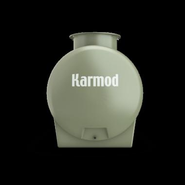 Fiberglass tank 400 liters