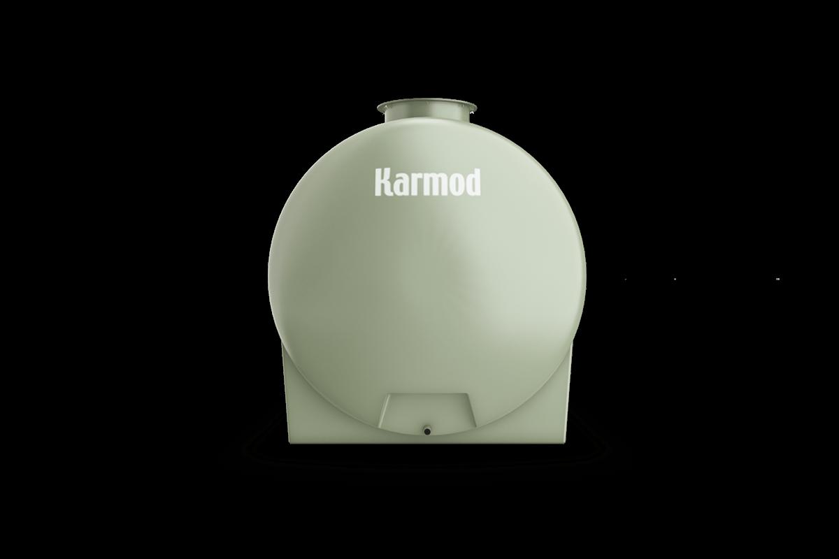 Fiberglass tank 4500 liters